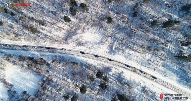 驭雪戎行智擎无界,北京现代第四代胜达长白山冰雪极致低温考验