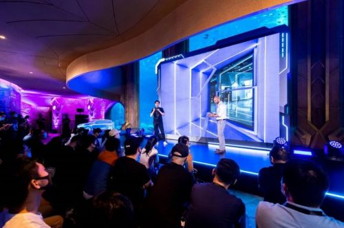 亚特兰蒂斯深海探秘 领克06全球跨界首秀