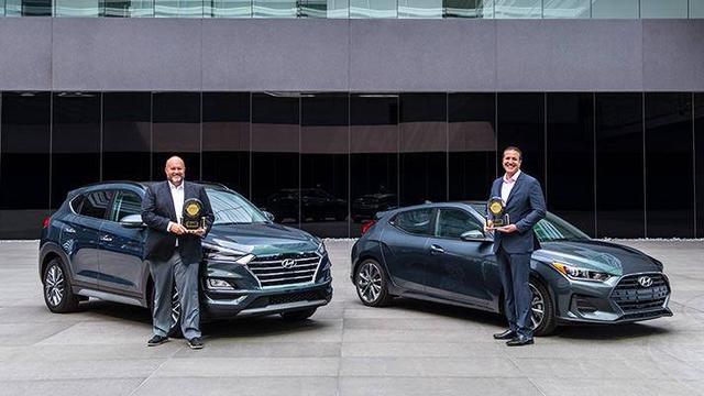 现代汽车获2020美国J.D.Power最顶级汽车制造商称号